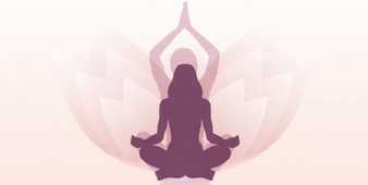 woman meditating in a lotus yoga position 23 2147509574